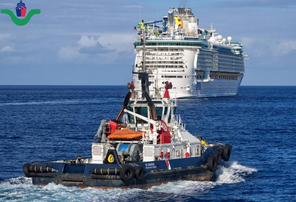 Puerto de Tenerife   practicos y crucero