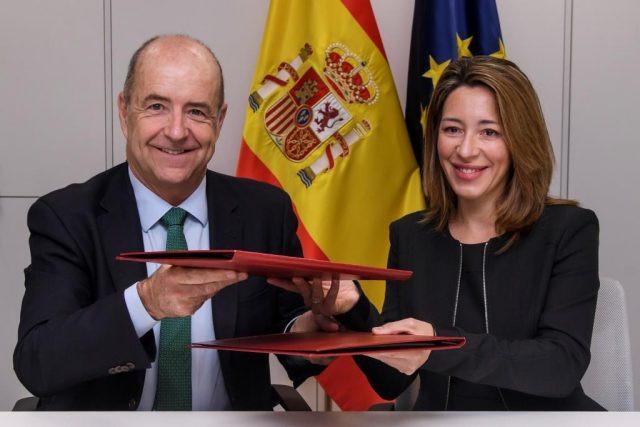 Canarias y GobCan   Estado   Convenio internacionalizaciu00f3n   Ortega