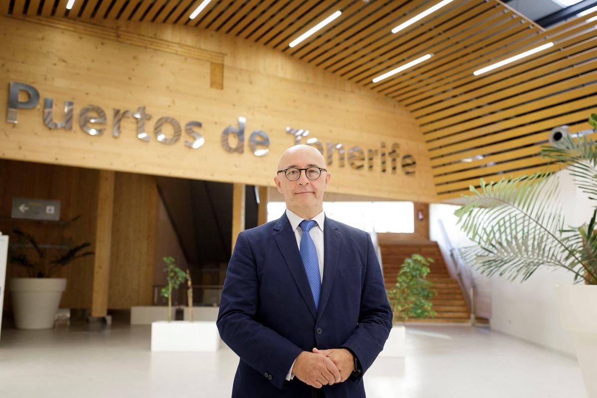 Puertos de Tenerife   Pedro Suu00e1rez   Terminal