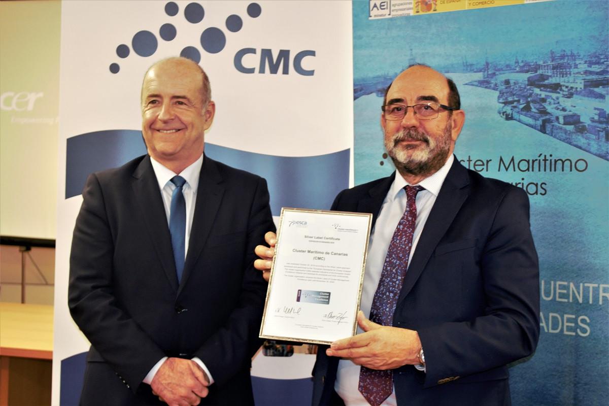 CMC  Sello Calidad Europeo 2018