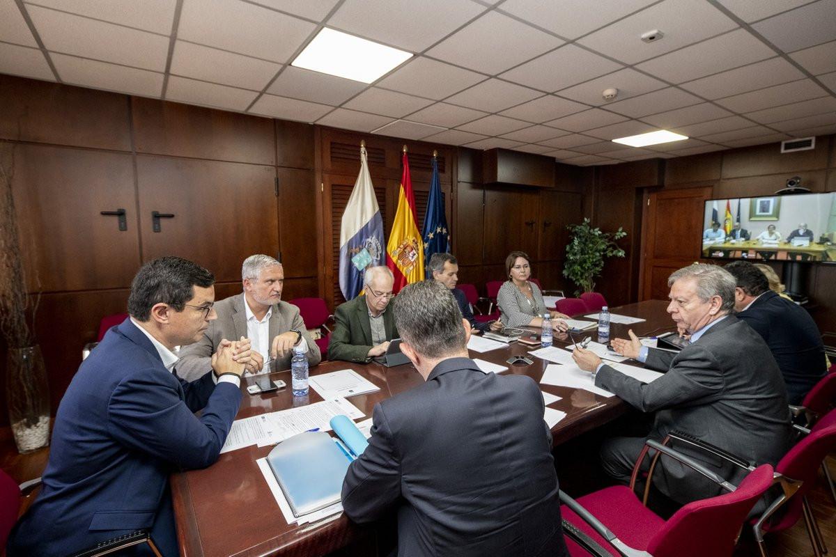 Puertos Canarios   Consejo administraciu00f3n dic18