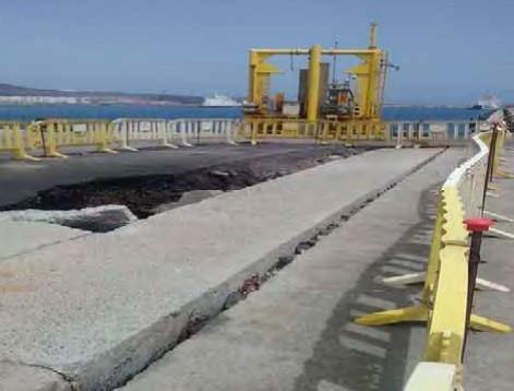 Puertos de Las Palmas   Juntas Nelson Mandela