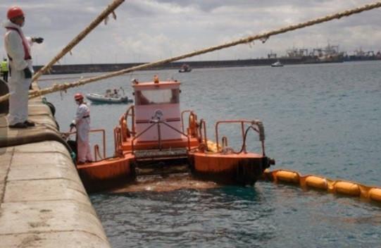 Puerto de Las Palmas   Sapcan