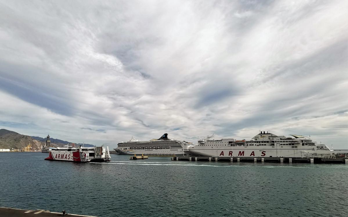 Puertos de Tenerife   Panoru00e1mica pasajeros dic18