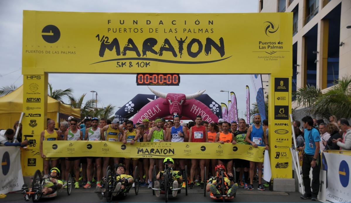 Maratón Fundación Puertos