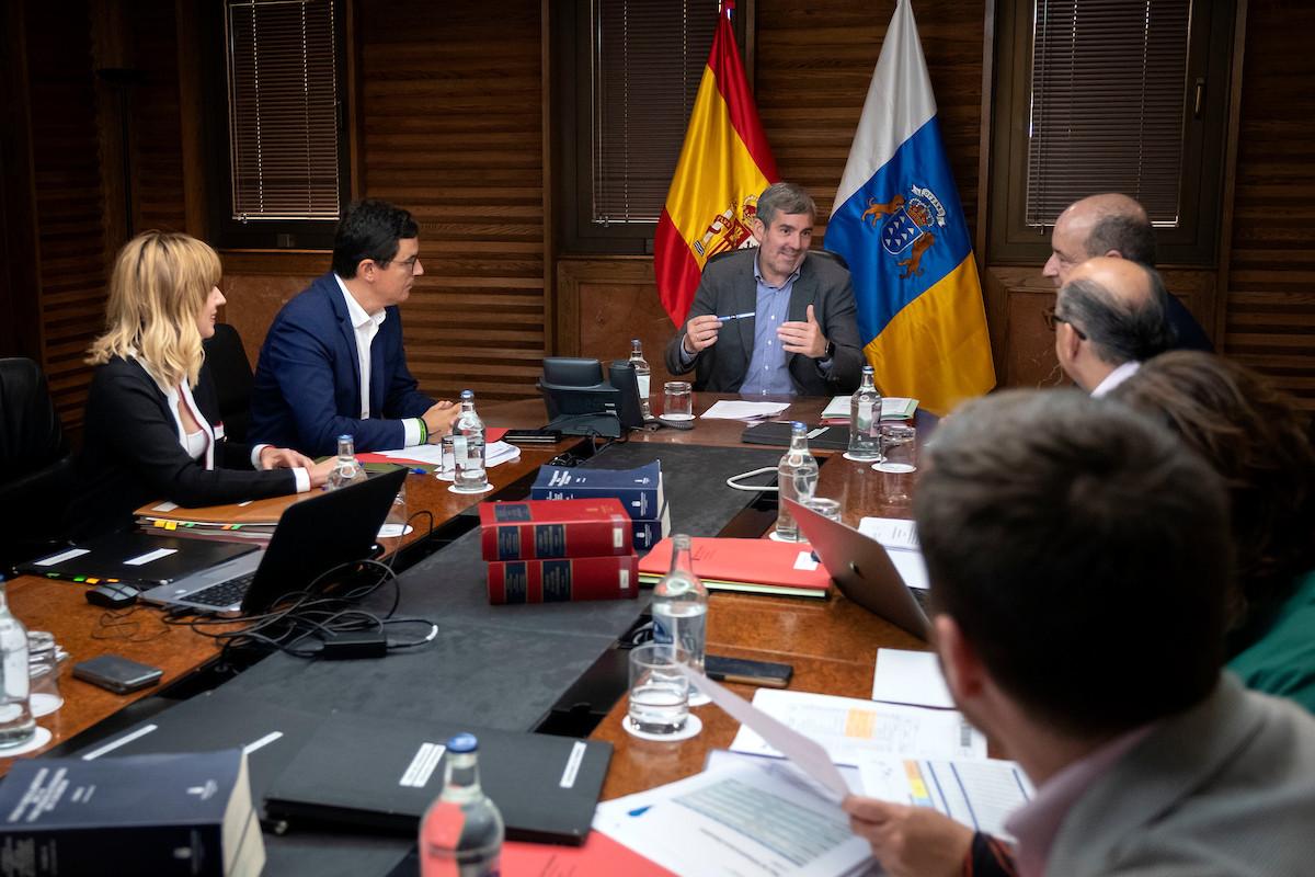 GobCan   Consejo de Gobierno mar19