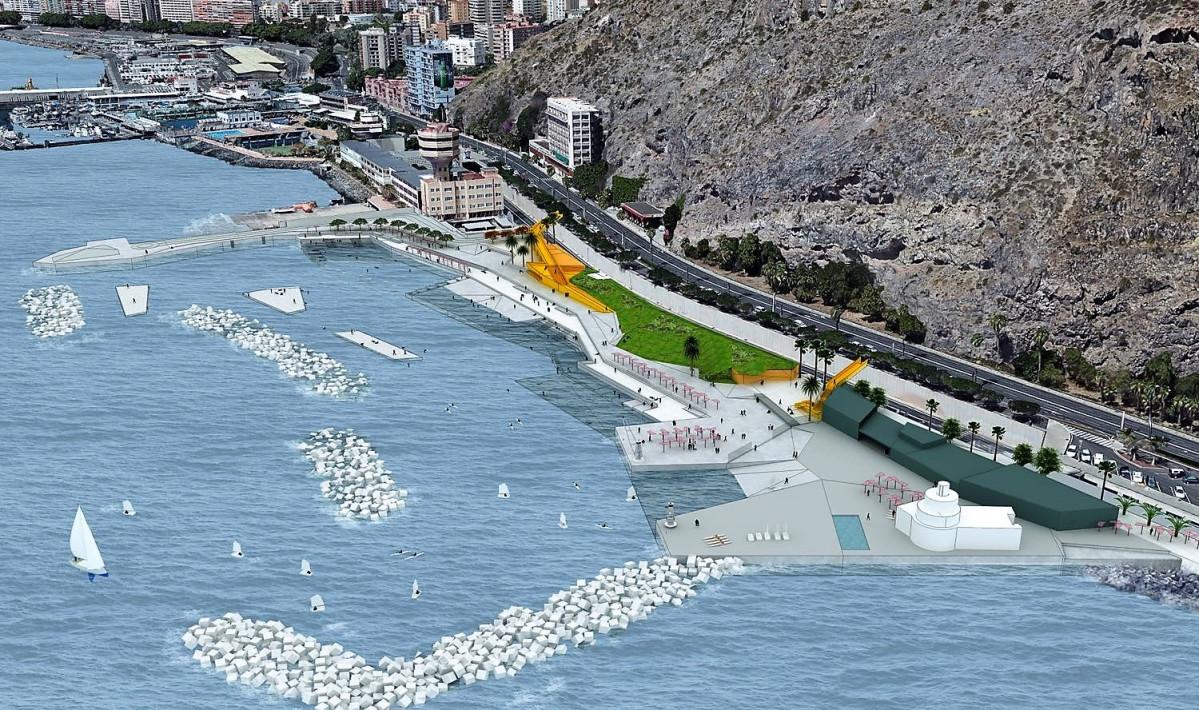 Puertos de Tenerife   Proyecto Valleseco