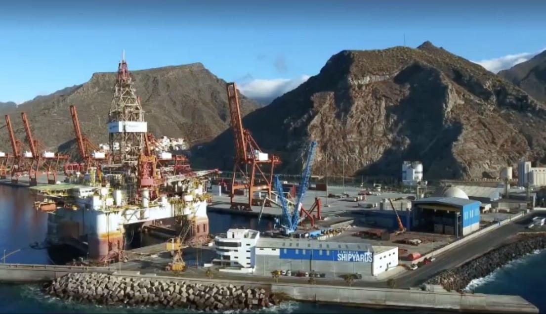 Puerto de Tenerife   Tenerife Shipyard