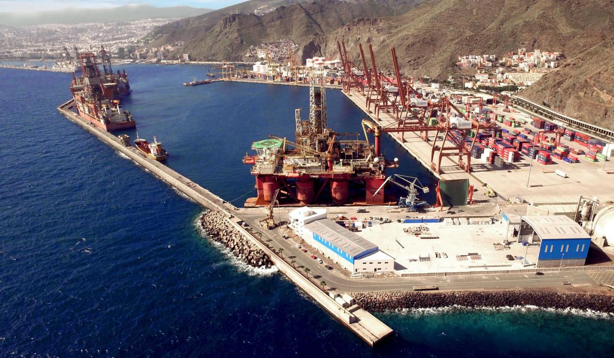 Puertos de Tenerife   Tenerife Shipyeards