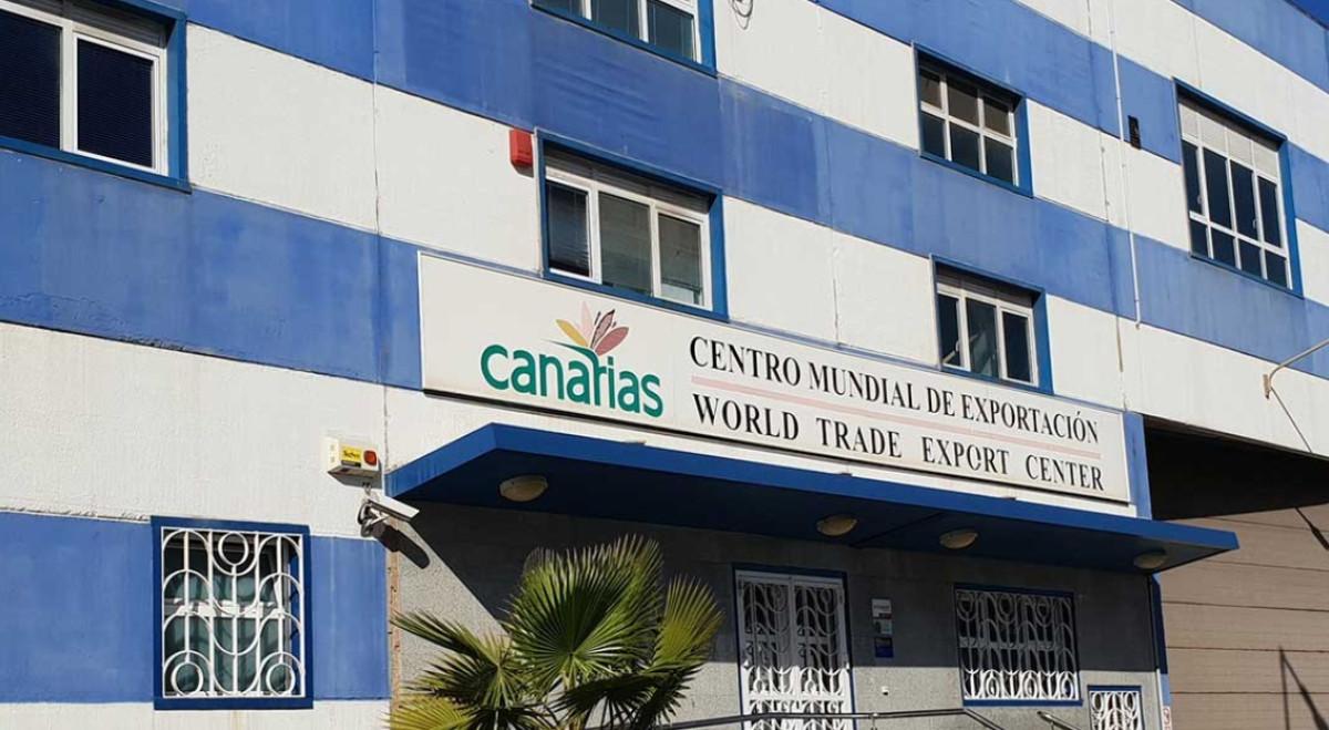 Canarias Centro Mundial de la Exportaciu00f3n