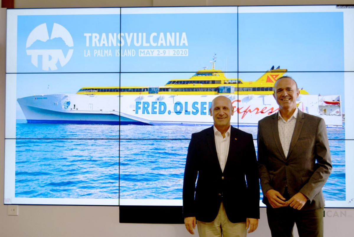 Cabildo Fred Olsen Transvulcania 7