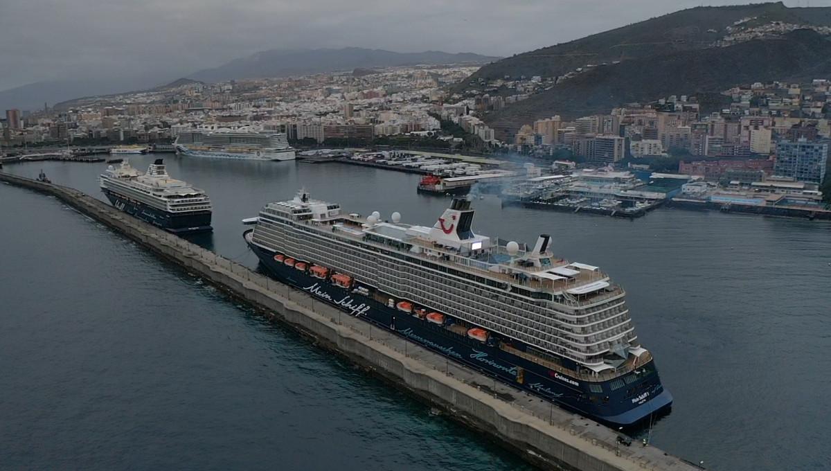 Puerto de Tenerife   Crucreros Main y Nova   covid19