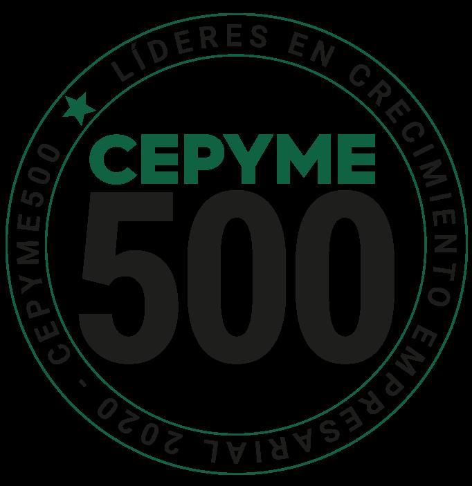 CEPYME   certificate cepyme500 2020 original transparent